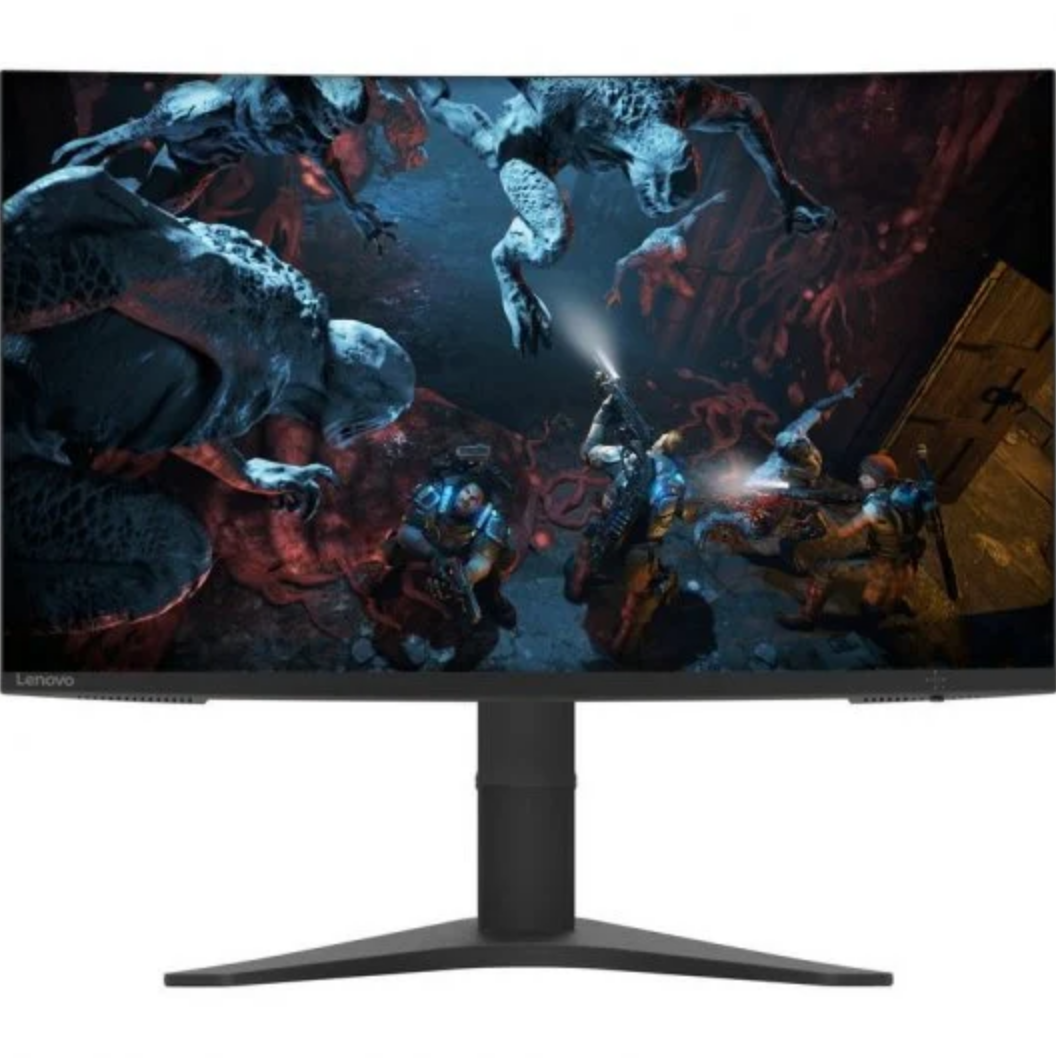 "Lenovo G32qc-10 31.5"" LED Wide QuadHD 144HZ FreeSync Curva"