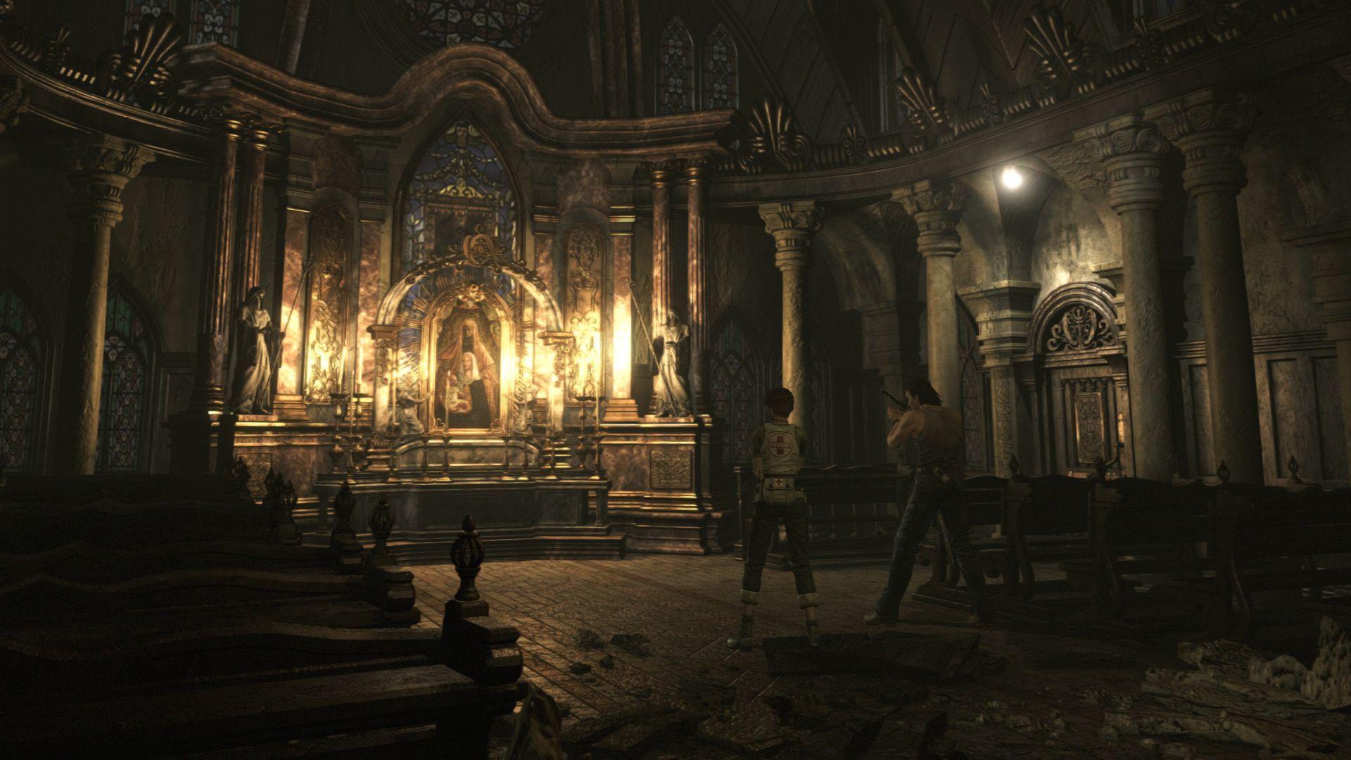 Foto de Resident Evil Zero (1/12)