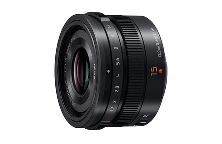 Panasonic Leica Dg Summilux 15mm F17 Asph