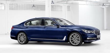 BMW Serie 7 Centenario, celebrando 100 años con lujo y exclusividad