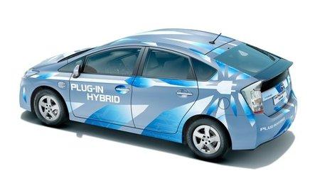 Posibles cambios en el Prius Plug-in de producción