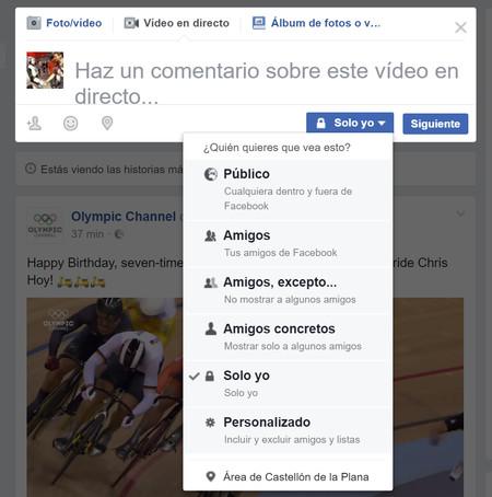 Facebook Directo 2