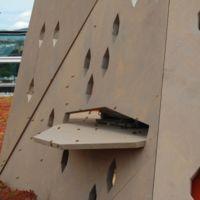 """En Oslo están construyendo una """"autopista"""" para proteger a las abejas"""