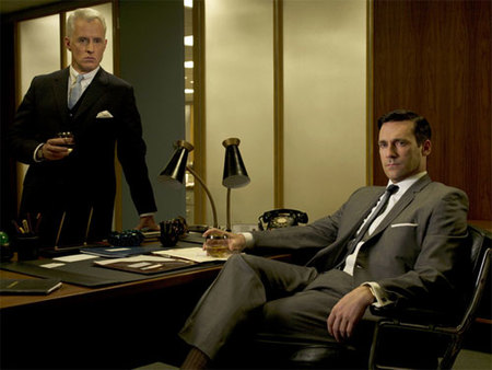 Mad Men\', renovada para una cuarta temporada