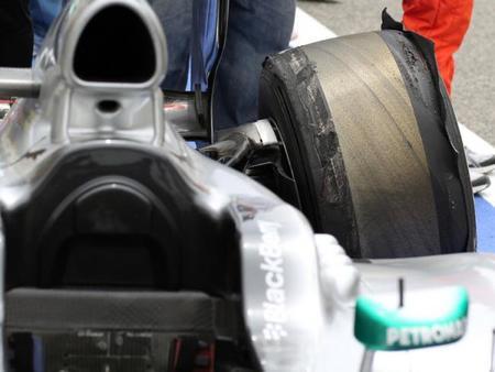 La FIA limita a Pirelli. Cambios sólo por motivos de seguridad