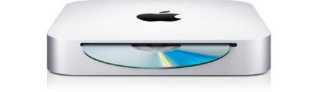 Mac mini con DVD