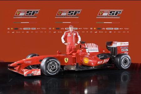 Ferrari: Bienvenido, Kimi