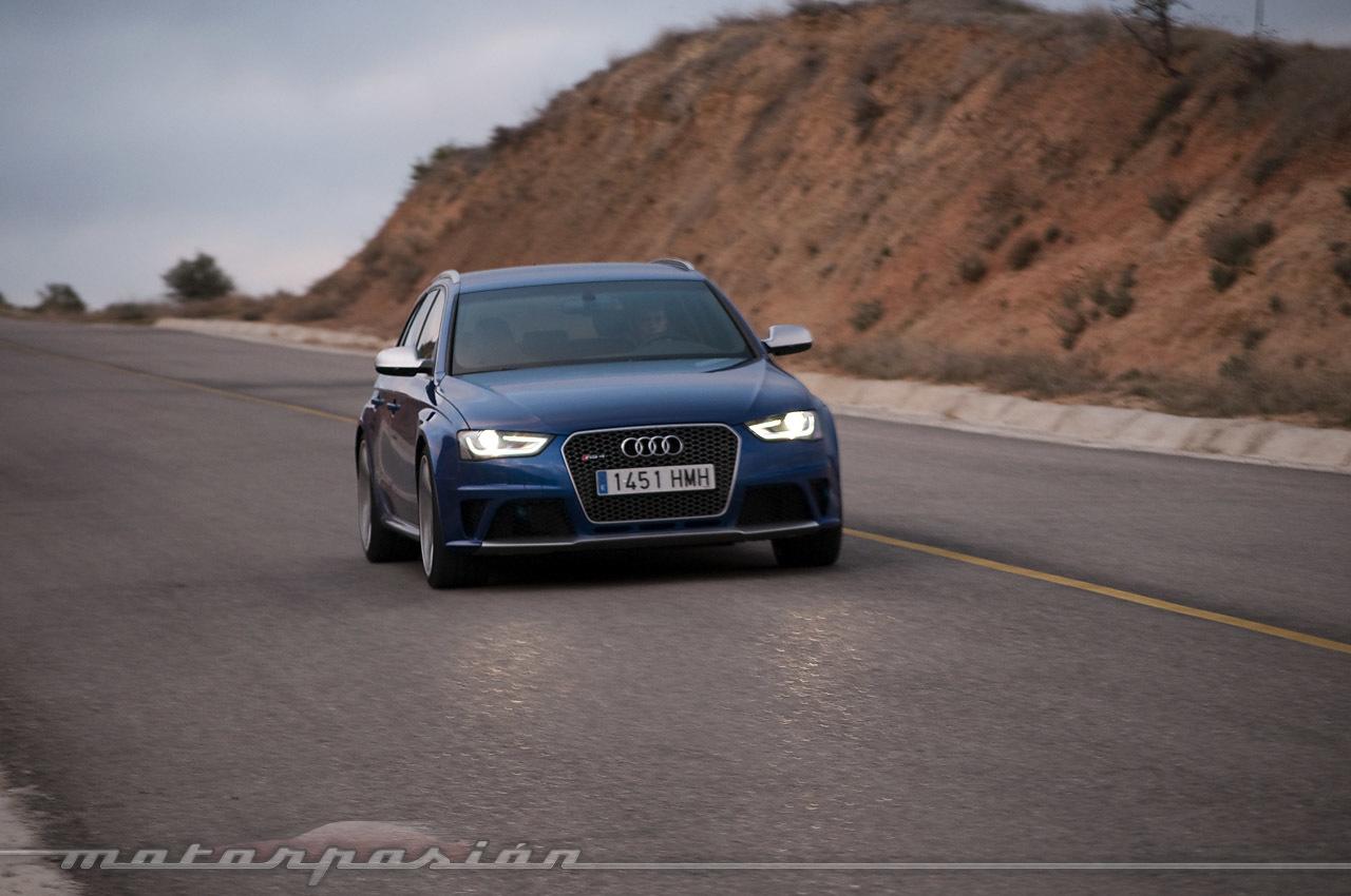 Foto de Audi RS4 Avant (prueba) (21/56)