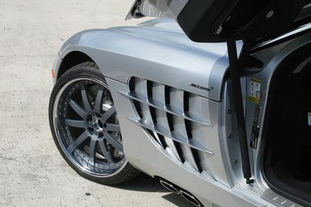 RENNtech Mercedes SLR McLaren 722