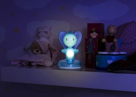 New Beba Light, una hada-luciérnaga en el cuarto de los niños