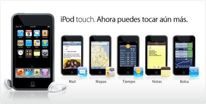 Si tienes un iPod touch comprado en Enero puedes reclamar las aplicaciones