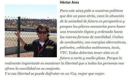 Hector Ares 2019