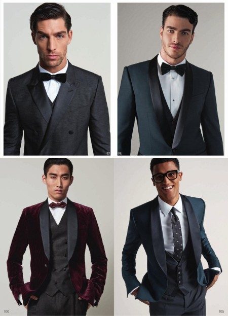 Dolce Gabbana Otono Invierno 2015 Trendencias Hombre 03