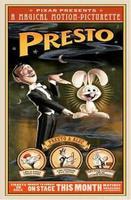 Poster y vídeo de 'Presto', el nuevo cortometraje de Pixar
