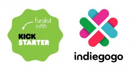 Las campañas de Kickstarter han conseguido seis veces más dinero que las de Indiegogo