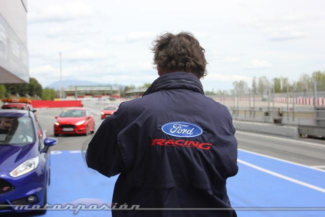 Ford Racing en Montmeló