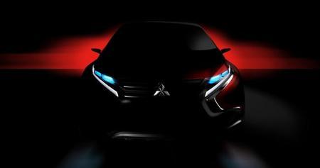 Mitsubishi brinda un adelanto del concepto que develará en Ginebra