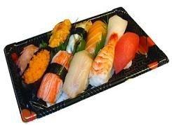 Sushi, combinaciones exquisitas