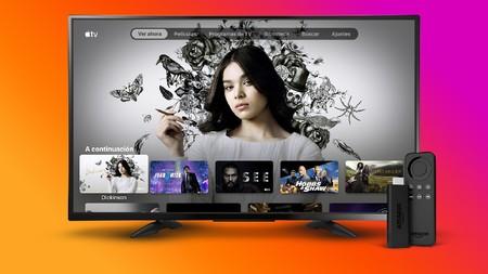 Apple TV+ llegará a México también a través de Fire TV: hasta el decodificador de Amazon incluirá app de Apple TV