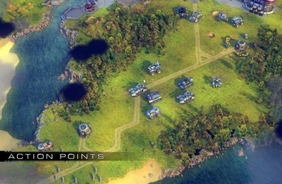 Mucho ojo con 'Battle Worlds: Kronos' si os va la estrategia por turnos