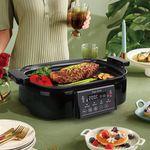 Ofertas de cocina en Amazon para ahorrar en freidoras sin aceite, ollas de cocción lenta o sets de sartenes
