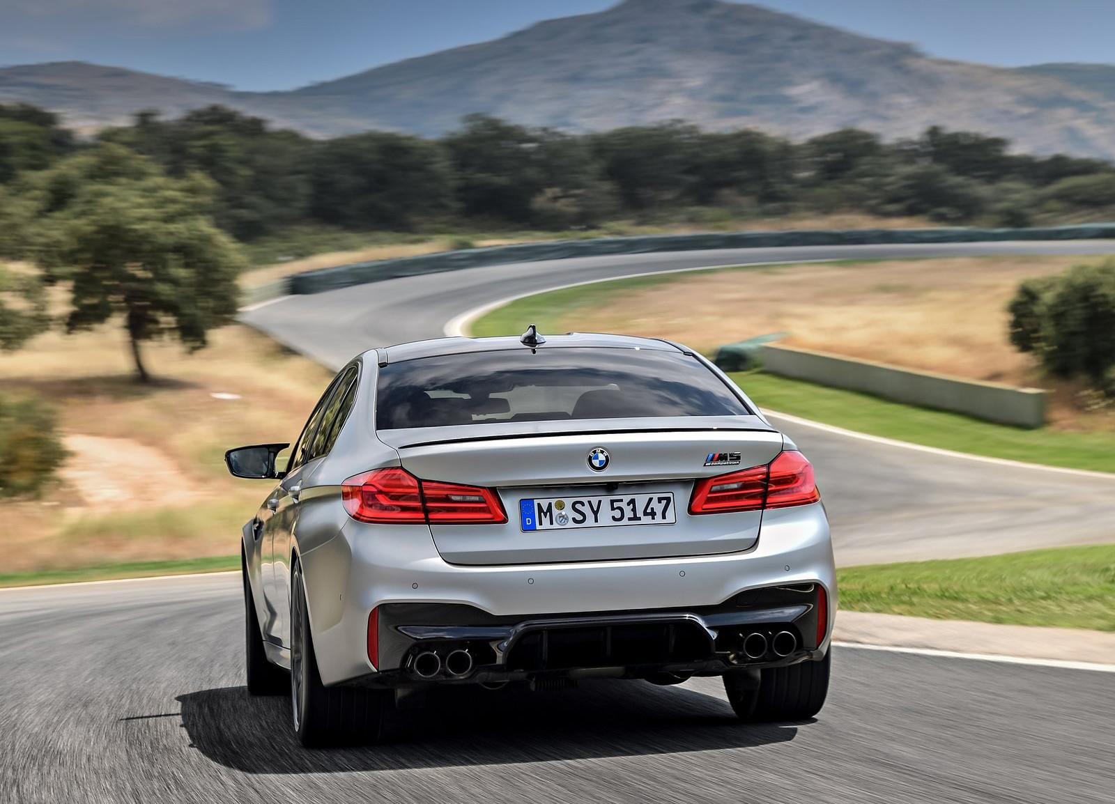 Foto de BMW M5 Competition (9/14)