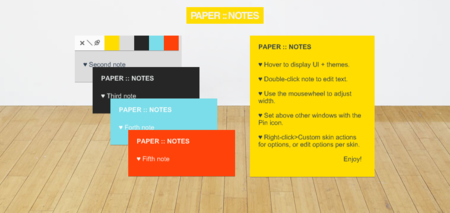 Paper Notes By Haitime D6lmqil