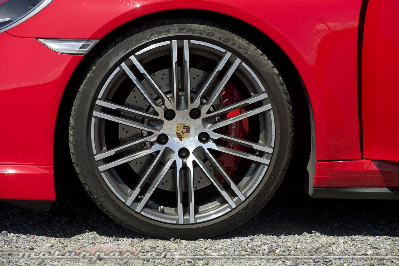 Foto de Porsche 911 Turbo (prueba) (23/33)