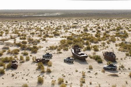 Range Rover Híbrido Ruta de la Seda 2013