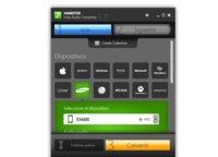 Hamster Audio Converter nos ayuda a convertir audio para dispositivos portátiles