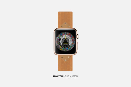 Apple Watch por Louis Vuitton