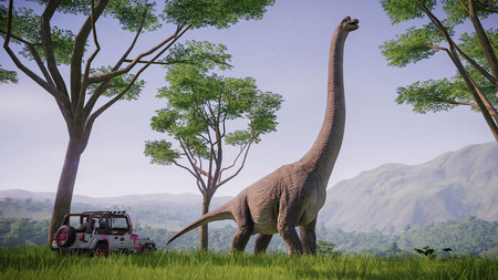 Análisis de Return to Jurassic Park, la expansión de Jurassic World Evolution que nos lleva hasta las primeras películas
