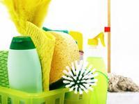 Productos y utensilios para la limpieza del hogar, mejor si son ecológicos