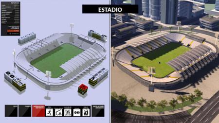 Estadio FX Futbol 2