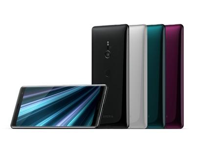 Xperia XZ3: mejorando el diseño y dando el salto a la calidad OLED, pero manteniendo una sola cámara