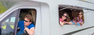 11 cosas que debes saber si vas a viajar en autocaravana por primera vez con tus hijos