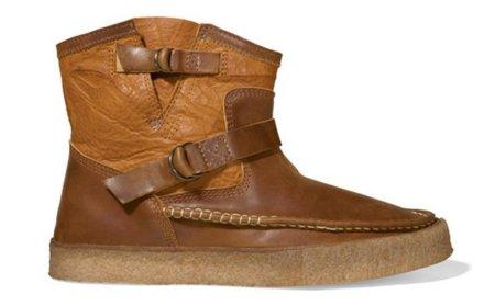 Nuevas botas de Vans Vault para la primavera 2012: TH Engineer Boots LX