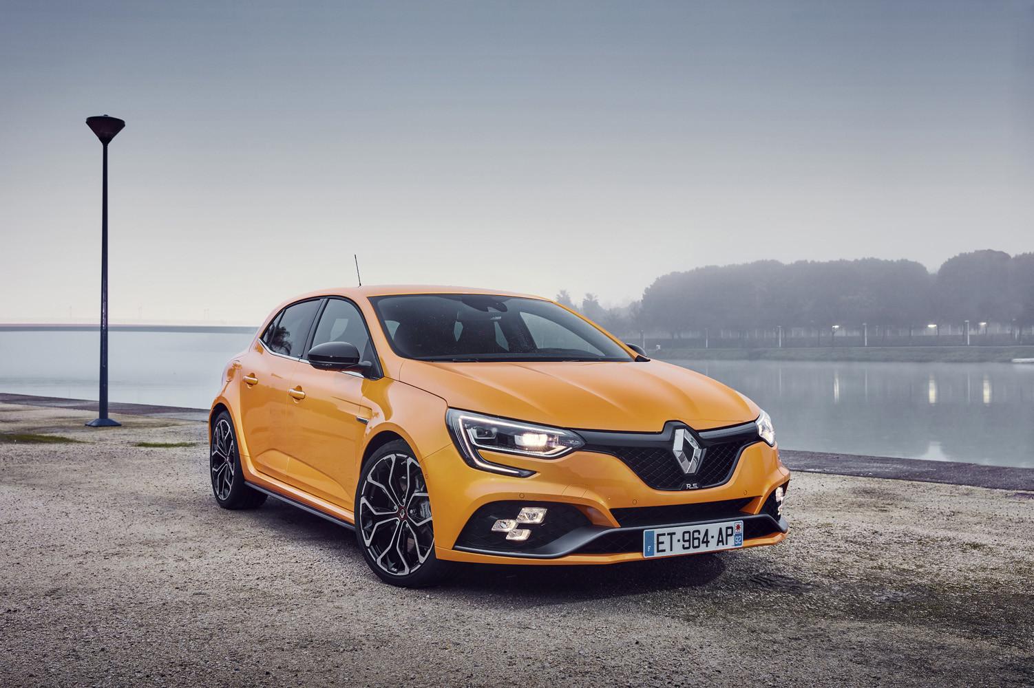 Foto de Renault Mégane R.S. 2018, toma de contacto (109/129)