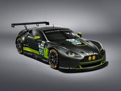 Así monta Prodrive un Aston Martin Vantage GTE, en 60 segundos