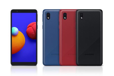 Samsung Galaxy A3 Core: un móvil sencillo con Android Go y precio ajustado