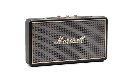 Marshall Stockwell, un altavoz Blluetooth ideal para regalar a padres rockeros, por sólo 146,97 euros en Amazon