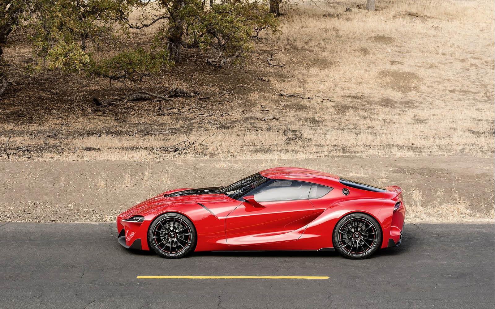 Foto de Toyota FT-1 Concept (8/31)