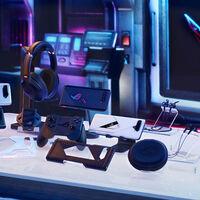 ASUS presenta nuevos auriculares gaming: con Bluetooth o cable, cancelación de ruido y compatibles con casi todas las plataformas