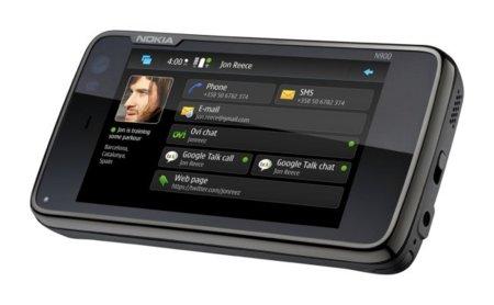 Imágenes con textura en las pantallas móviles, Nokia lo ensaya