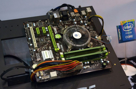 MSI ECO motherboard