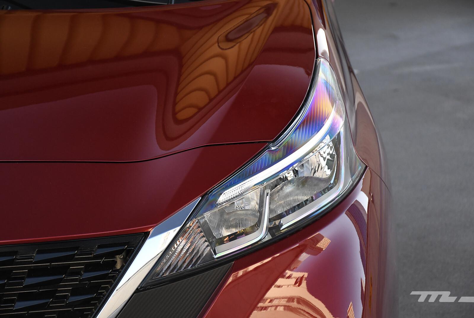 Foto de Nissan March 2021 (prueba) (16/34)