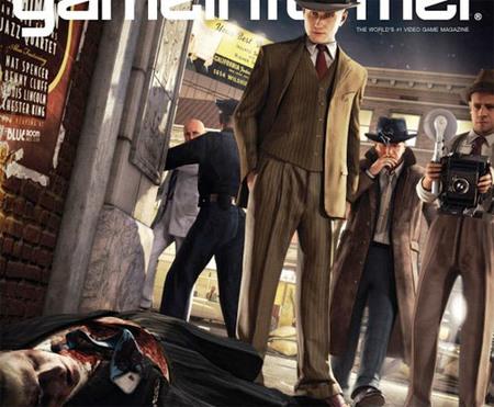 'L.A. Noire': por fin podemos ver algo más, aunque sea poco