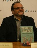 'Pantalla rasgada', entrevista a Jordi Sánchez-Navarro
