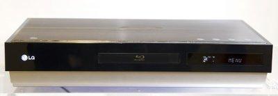 LG también tiene reproductores de salón de Blu-Ray