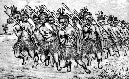 Maoriwardance